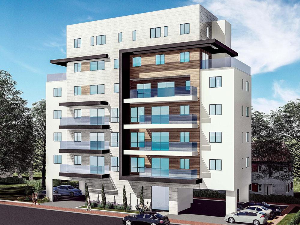 אחד מסדרת בנייני הבוטיק של חברת קטה יזמות בניה והשקעות, בו הוקם בניין ייחודי ובו 9 דירות חדשות ברחוב הרב קוק בלב המרכז השקט של פתח תקווה.