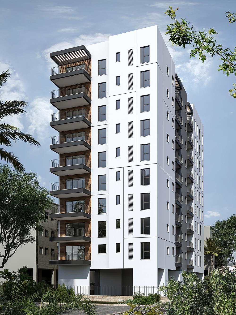 פרויקט הרב בלוי של קטה יזמות בניה והשקעות בו ייהרס בניין ישן בו מתגוררות כיום 11 משפחות ובמקומו ייבנה בניין חדש ומודרני בן 36 דירות חדשות.