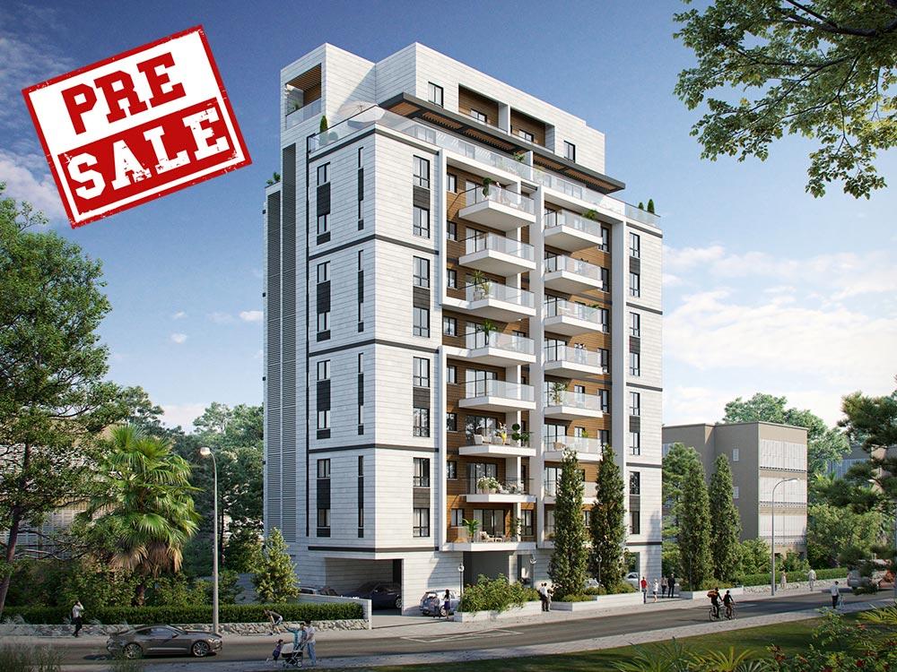 פרויקט וינגייט 10-12 של קטה יזמות בניה והשקעות הינו פרויקט בוטיק אינטימי המציע דירות גדולות ומרווחות, ומוקם במסגרת תמ״א 38/2 (הריסה ובניה מחדש).