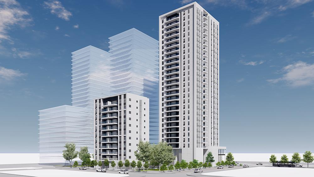 פרויקט פינוי - בינוי פורץ דרך של קטה יזמות, בו יהרסו 3 בנייני רכבת ישנים בהם מתגוררות בימים אלו 36 משפחות ובמקומם יבנו 132 דירות חדשות, שטחי מסחר, משרדים ושירותים ציבוריים