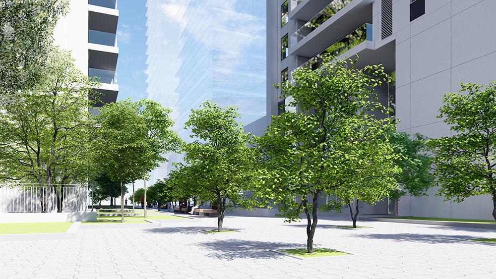 פרויקט פינוי - בינוי פורץ דרך של קטה יזמות, בו יהרסו 3 בנייני רכבת ישנים בהם מתגוררות בימים אלו 36 משפחות ובמקומם יבנו 132 דירות חדשות, שטחי מסחר, משרדים ושירותים ציבוריי